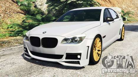 BMW 760Li (F02) Lumma CLR 750 [add-on] для GTA 5