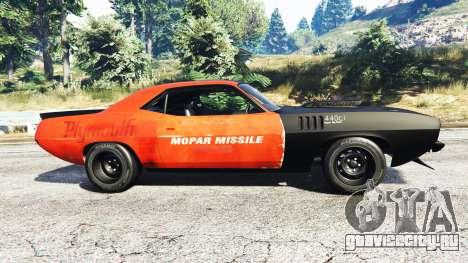 Plymouth Cuda BeckKustoms для GTA 5