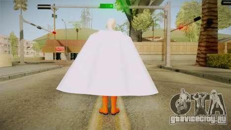 Saitama v2 для GTA San Andreas третий скриншот