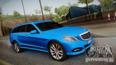 Mercedes-Benz W212 E-class для GTA San Andreas