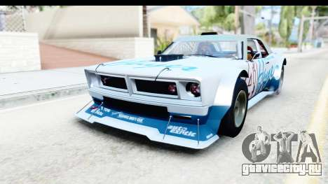 GTA 5 Declasse Tampa Drift IVF для GTA San Andreas