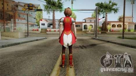 Dynasty Warriors 8 - Sun ShangXiang Remade для GTA San Andreas третий скриншот