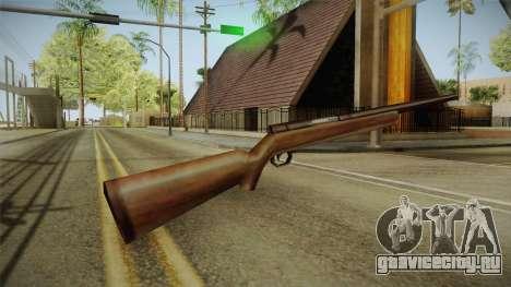 Silent Hill 2 - Rifle для GTA San Andreas второй скриншот