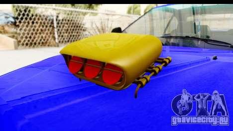 Rover 220 Kent Edition de Haur для GTA San Andreas вид изнутри