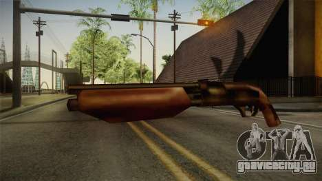 Silent Hill 2 - Sawnoff для GTA San Andreas