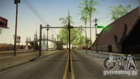 Silent Hill 2 - Weapon 4 для GTA San Andreas второй скриншот