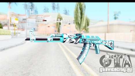 AK-47 Frontside Misty для GTA San Andreas