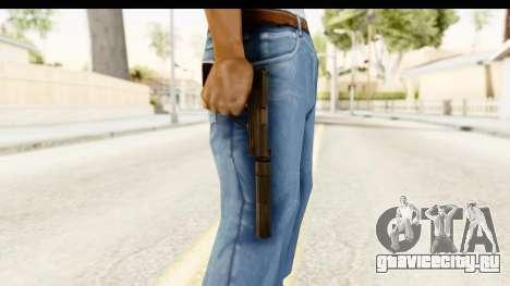 CS:GO - USP Silenced для GTA San Andreas третий скриншот