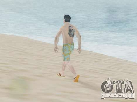 New Wmybe для GTA San Andreas четвёртый скриншот