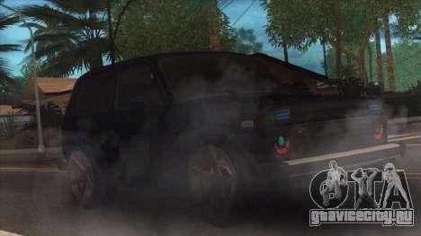 Lada Niva для GTA San Andreas вид слева
