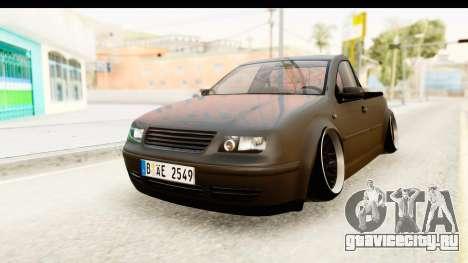 Volkswagen Bora Pickup для GTA San Andreas