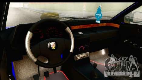 Rover 220 Kent Edition de Haur для GTA San Andreas вид сбоку