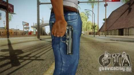 Silent Hill 2 - Pistol 1 для GTA San Andreas третий скриншот