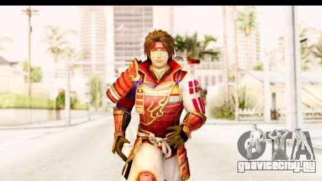 Sengoku Musou 4 - Sanada Yukimura для GTA San Andreas