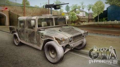 HMMWV Humvee Woodland для GTA San Andreas