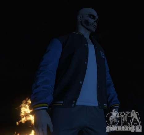 Suicide Squad El Diablo для GTA 5 второй скриншот