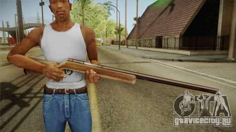 Silent Hill 2 - Rifle для GTA San Andreas третий скриншот