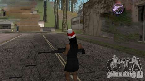 Heavysniper rifle для GTA San Andreas