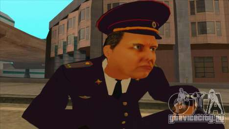 Карпов v2 для GTA San Andreas пятый скриншот
