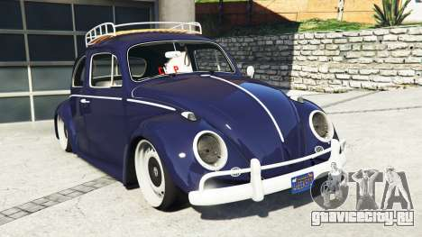 Volkswagen Fusca 1968 v0.9 [add-on] для GTA 5