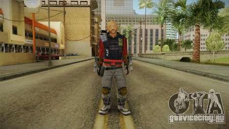 Will Smith - Deadshot v2 для GTA San Andreas второй скриншот