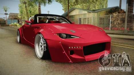 Mazda MX-5 2016 Hachiraito для GTA San Andreas
