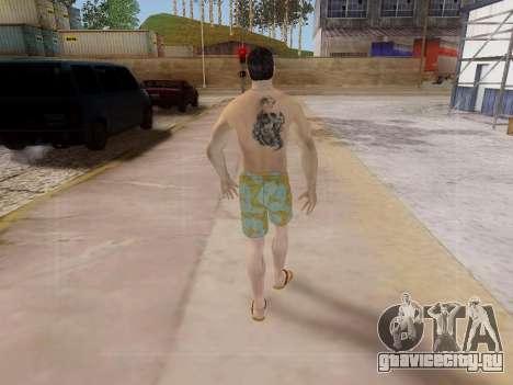 New Wmybe для GTA San Andreas второй скриншот