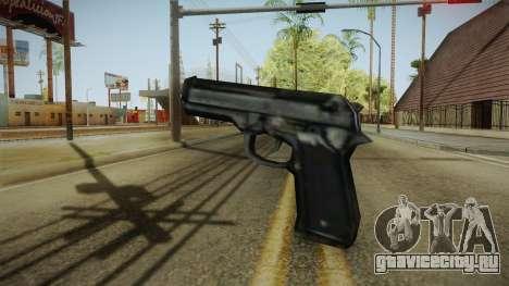 Silent Hill 2 - Pistol 1 для GTA San Andreas второй скриншот