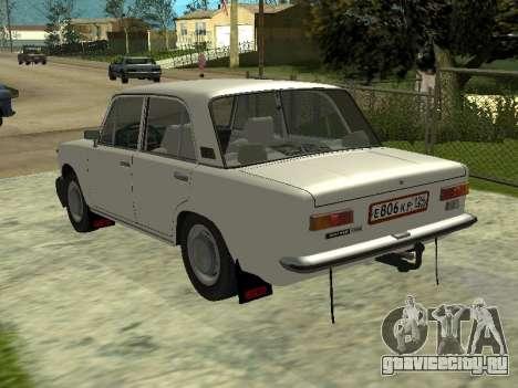 VAZ 21013 124RUS для GTA San Andreas вид слева