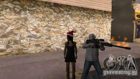 Heavysniper rifle для GTA San Andreas шестой скриншот