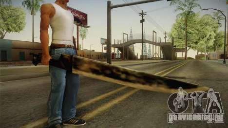 Silent Hill 2 - Weapon 2 для GTA San Andreas