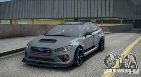 Subaru WRX STI LP400R 2016 для GTA San Andreas