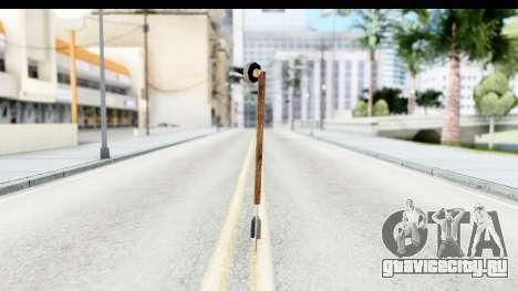 Star Wars Tusken Gaderffii для GTA San Andreas третий скриншот