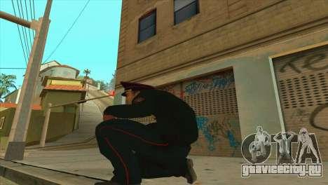 Майор МВД для GTA San Andreas шестой скриншот