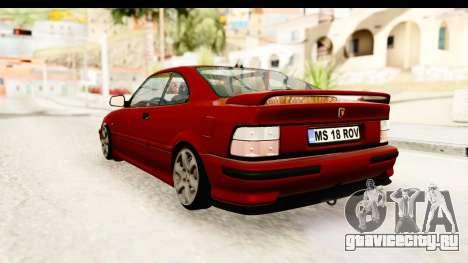 Rover 220 Kent 2 для GTA San Andreas вид слева
