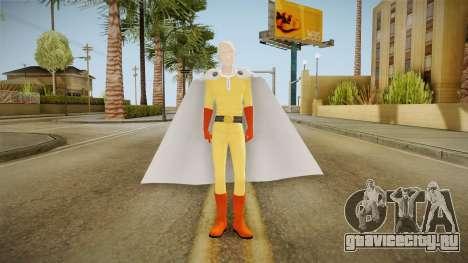Saitama v2 для GTA San Andreas второй скриншот