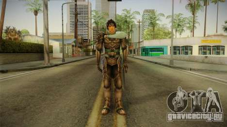 Warriors Orochi 3 - Zhao Yun (DW6) для GTA San Andreas второй скриншот