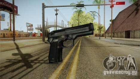 Silent Hill 2 - Pistol 1 для GTA San Andreas