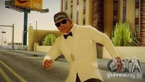 GTA 5 Franklin Tuxedo v3 для GTA San Andreas