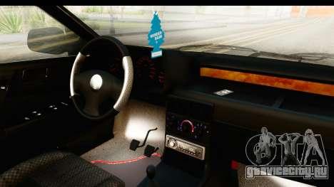 Rover 220 Kent 2 для GTA San Andreas вид изнутри