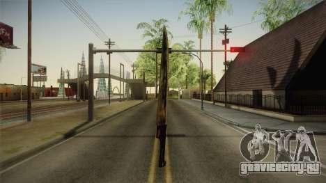 Silent Hill 2 - Weapon 2 для GTA San Andreas третий скриншот
