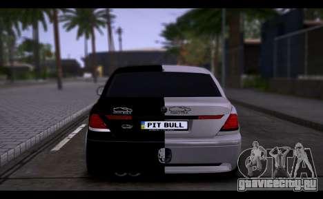 BMW 750i Smotra Kiev для GTA San Andreas вид слева