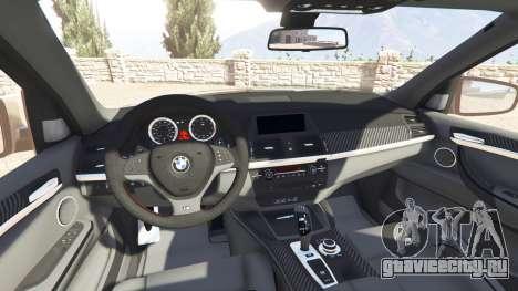 BMW X5 M (E70) 2013 v1.2 [add-on] для GTA 5 вид спереди справа