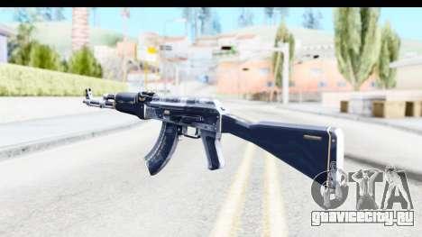 AK-47 Elite Build для GTA San Andreas второй скриншот