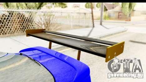 Rover 220 Kent Edition de Haur для GTA San Andreas вид сзади