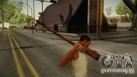 Silent Hill 2 - Weapon 4 для GTA San Andreas