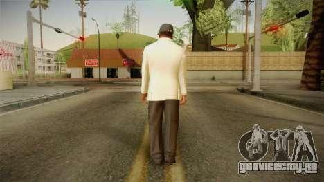 GTA 5 Franklin Tuxedo v3 для GTA San Andreas третий скриншот