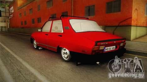 Dacia 1310 TX 1986 v2 для GTA San Andreas вид слева