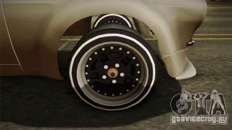 Jaguar Broadspeed XJC для GTA San Andreas вид справа