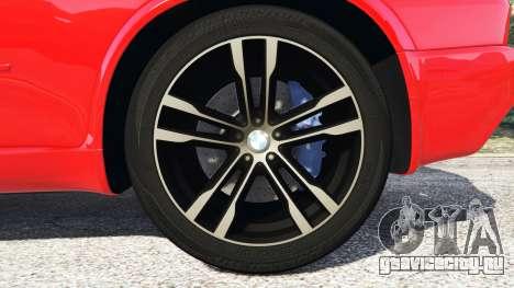 BMW X5 M (E70) 2013 v0.3 [replace] для GTA 5
